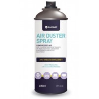 Smoke Detector Cleaner  Gas Duster spray - Aerosol Compressed gas 400ml