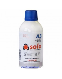 Solo A3 Smoke Detector Tester Spray-250ml  (Non Flammable)