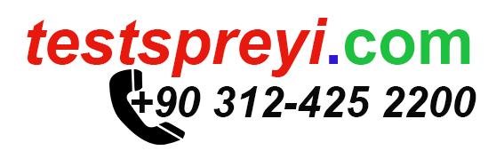 Solo Test Spreyi | Detector Testers | supplied worldwide |Türkiye Dağıtıcısı